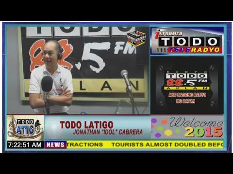 TODO LATIGO JANUARY 21, 2015