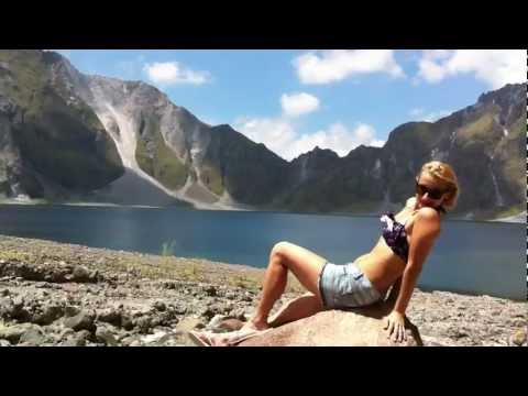 Mount Pinatubo Crater Lake Tour in 10 Minutes by HourPhilippines.com