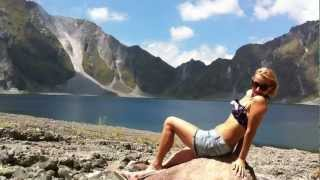 Pinatubo Crater Lake Tour in 10 Minutes by HourPhilippines.com