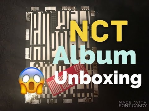 NCT 2018 Empathy Album Unboxing [Reality Version]