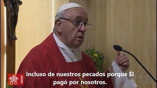 El Papa en Santa Marta 14-9-18: «la Cruz enseña a no temer las derrotas, después llega la victoria»