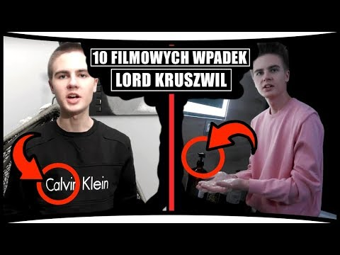 10 FILMOWYCH WPADEK : LORD KRUSZWIL #1