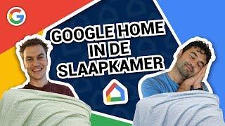Google Home in de slaapkamer - Vraag het Google #97