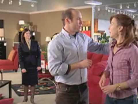 Robyn Scott Ashley Furniture Commercial