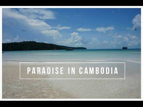 Beaches, Ocean Waves & Paradise   CAMBODIA