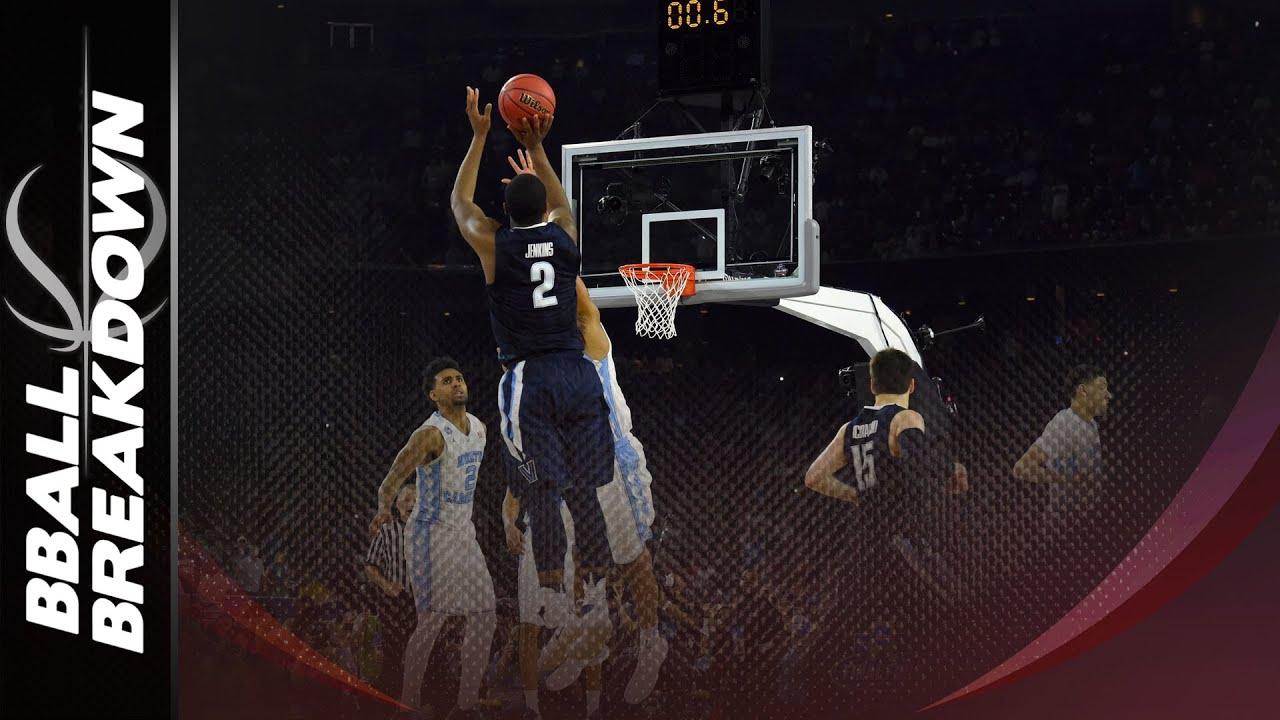 How Villanova Defeated North Carolina In The NCAA Title Game
