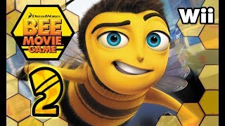 Bee Movie Game Walkthrough Part 2 (Wii, PS2, PC, X360)