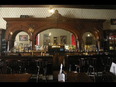Oldest Saloon in Tombstone - Crystal Palace, Tombstone Arizona