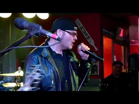 Tim Ripper Owens with Fracture  Metal Church at Ripper Owens Tap House 41212