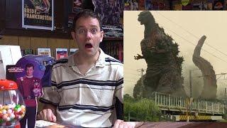 Godzilla Resurgence (2016) Trailer Review