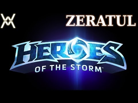 видео: heroes of the storm - Гайд - Зератул / zeratul