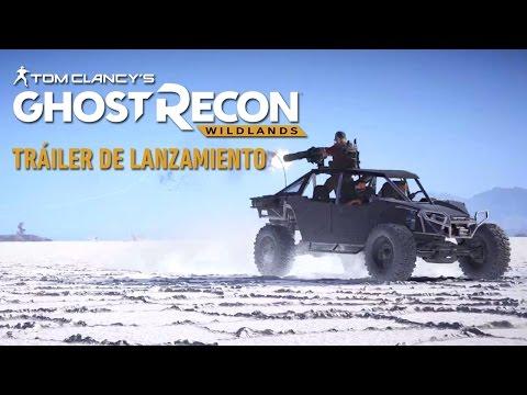 Tom Clancy's Ghost Recon Wildlands : Tráiler de Lanzamiento