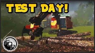 fdr logging season 4 episode 18 evaluation day