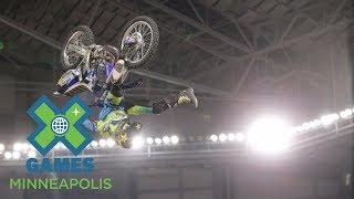 Clinton Moore wins Moto X Freestyle bronze | X Games Minneapolis 2017