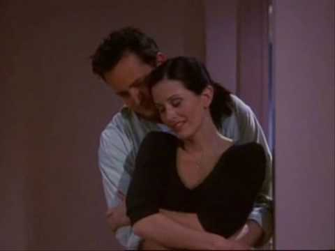 Chandler and Monica-Accidentally in love!