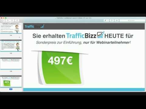 Traffic Webinar