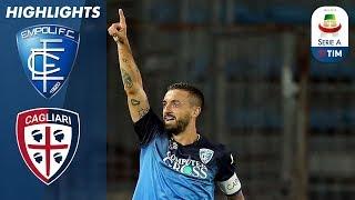 Empoli 2-0 Cagliari | Empoli begin season with comfortable victory over Cagliari | Serie A streaming