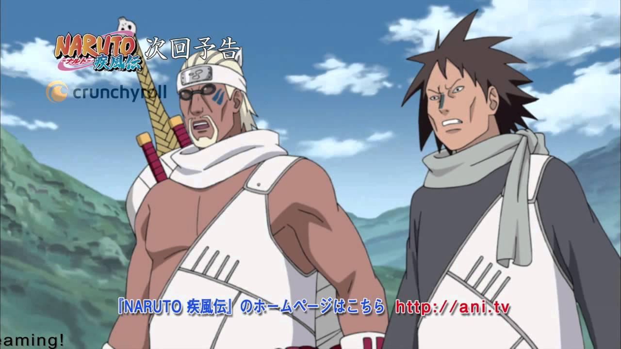 Naruto Shippuden 318