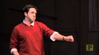 "http://www.playbill.com/video Tom Stoppard's time-warping comedy ""A..."