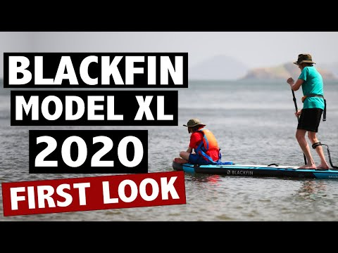 BLACKFIN Model XL SUP: A Review of What's New (2020)