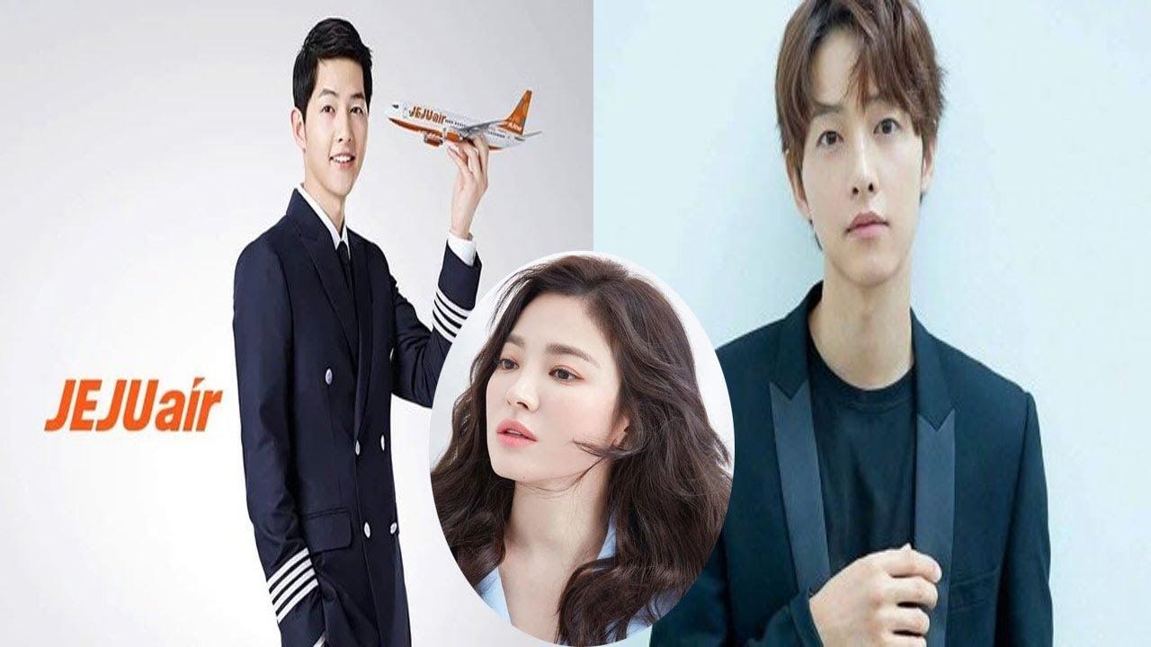 Song Hye Kyo ex Husband - Song Joong Ki returns after ...