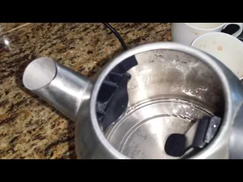 How to Clean your Coffee Pot or Tea Kettle