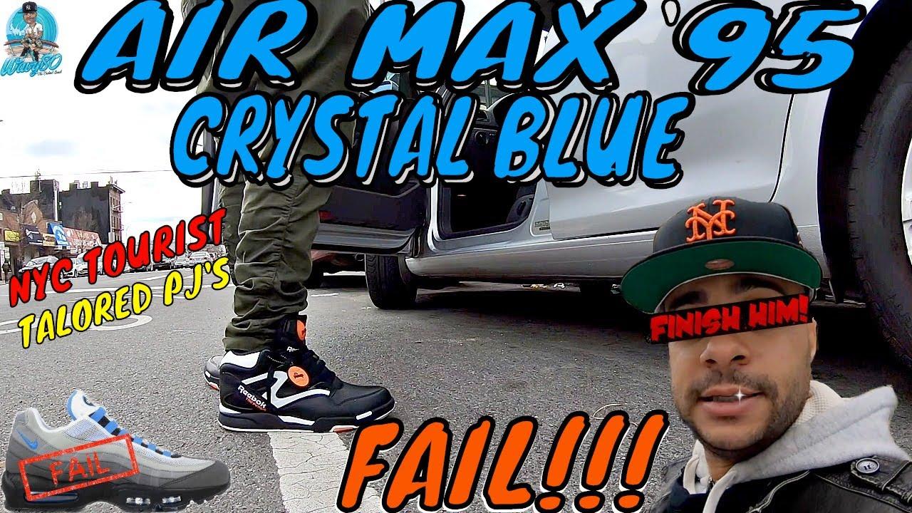 air max 95 photo blue