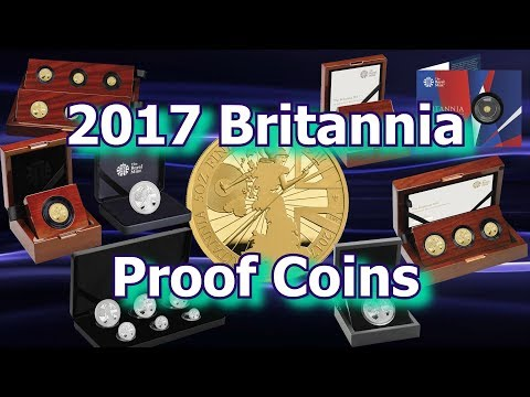2017 Proof Britannia Debuts to Mixed Reactions