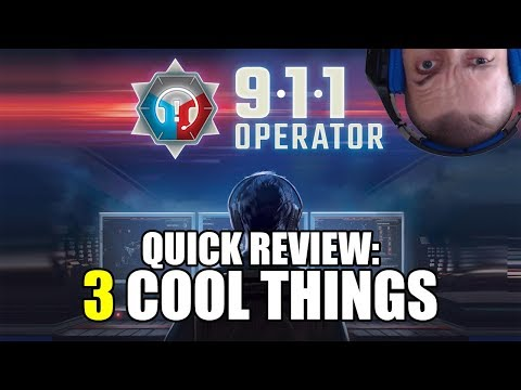 911 Operator: Quick Review And Gameplay