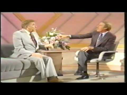 Bruce Forsyth & Frankie Howerd on Wogan