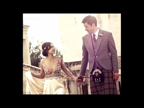 Drew Scott of Property Brothers marries fiance Linda Phan in romantic wedding in Italy