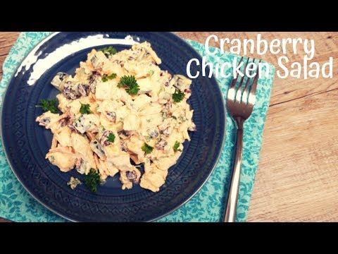 Cranberry Chicken Salad - Episode 843