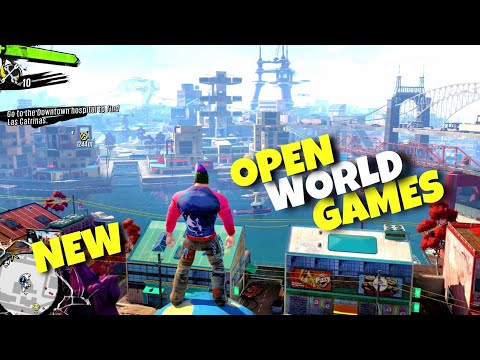 Top 10 New Open World Android & IOS Games 2020