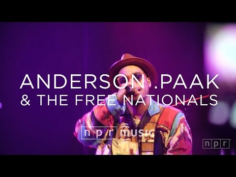 Anderson .Paak & The Free Nationals: SXSW 2016 | NPR MUSIC FRONT ROW Mp3