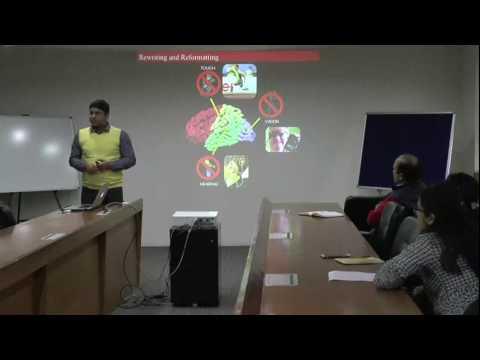 Computational Biology Seminar by Dr. Tapan K Gandhi, Dept. of EE, IIT Delhi