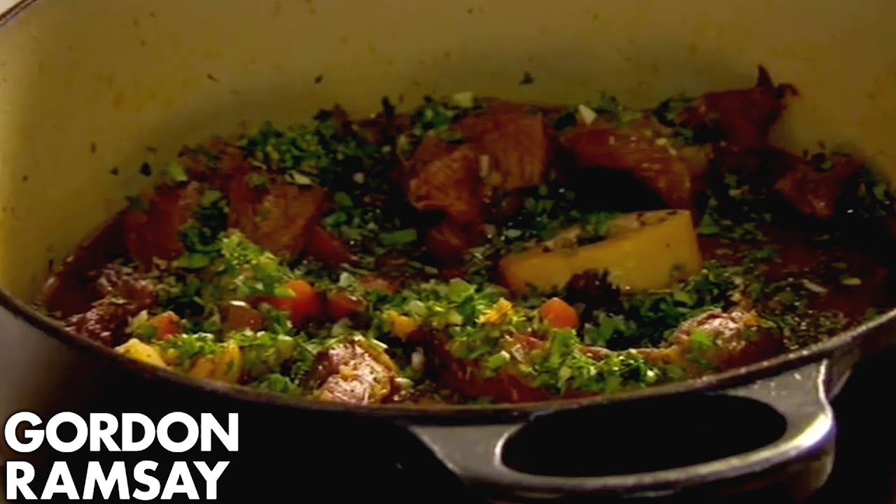 Perfect slow cooked beef gordon ramsay youtube forumfinder Images