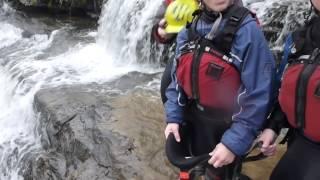 Alabama Whitewater, Waterfalls and Wild Creeking Adventures