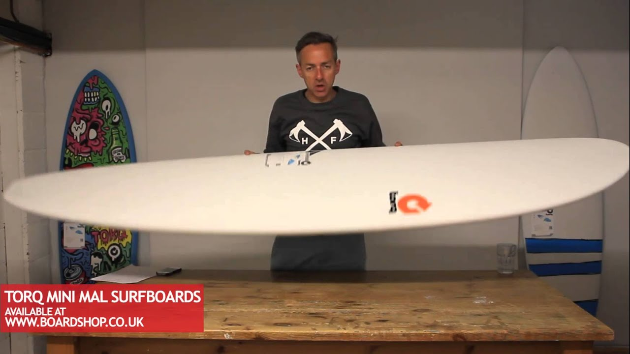 Mini Surfboard