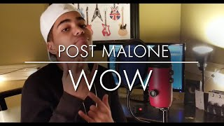 Post Malone - WOW ( Cover)