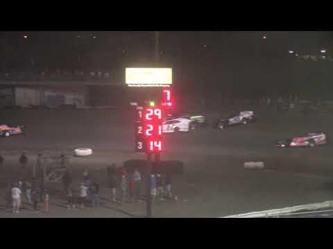 Nodak Speedway IMCA Modified A-Main (Motor Magic Night #2) (9/3/17)