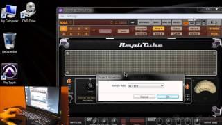 Guitar Link - How To Setup With - Amplitube