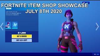 Fortnite Item Shop DREAM SKIN IS BACK (July 8th, 2020) (Fortnite Battle Royale)