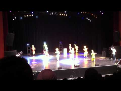 Surrey India Arts Club (Exhibition Act) at Bhangra Idols: Best Of The West 2012