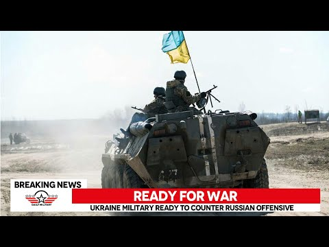 Ready For War, Russian surrounded Ukraine from all over
