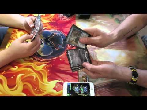 MTG - CoCo Elves Vs Dark Jeskai - Standard - Magic the Gathering