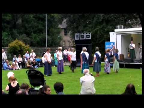 2011 Tartan Week - Aberdeen RSCDS Demonstration Dances