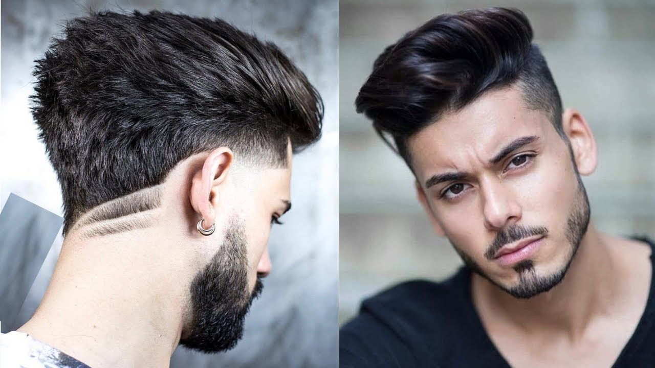 Best Haircuts For Men 2019 | Modern Hairstyles for Men 2019 | Men\'s Trendy  Hairstyles