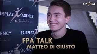 FPA TALK Matteo di Giusto