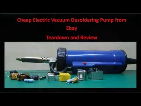 30W 220v electric vacuum solder sucker desoldering pump iron gun RAHN