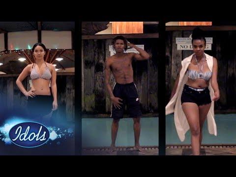 Exclusive: Blowing off some steam! - Idols SA | Mzansi Magic thumbnail